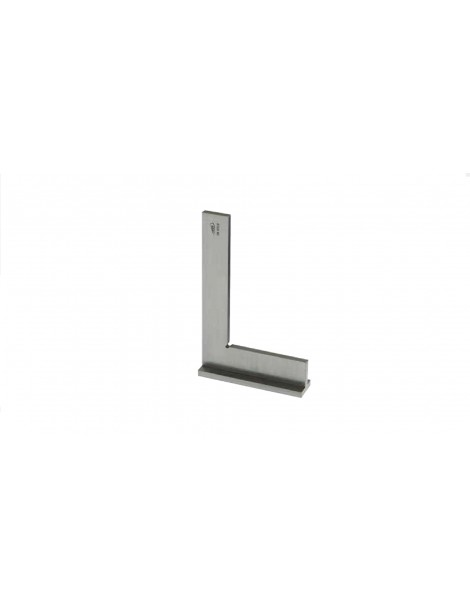 Kątownik powierzchniowy stalowy ze stopką 200 x 130 mm klasa 0 HELIOS - PREISSER