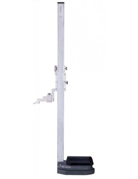 Wysokościomierz suwmiarkowy noniuszowy ASIMETO 600 mm