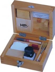 Zestaw do pielęgnacji płytek wzorcowych HELIOS-PREISSER