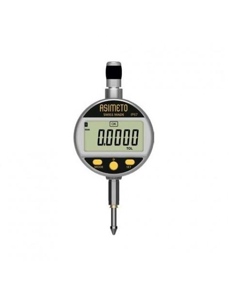 Elektroniczny czujnik długości IP67 12,5 x 0,01 mm SYLVAC SYSTEM