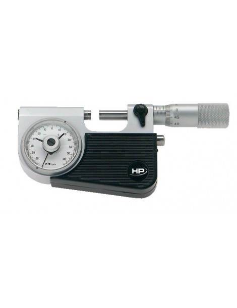 Pasametr precyzyjny 0-25 mm HELIOS PREISSER DIN 863-3