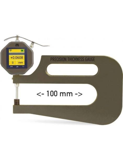 Inteligentny Grubościomierz 0 - 1 mm MICROTECH