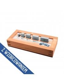 Zestaw do sprawdzania mikrometrów ASIMETO DIN 863 ISO 3650 ze świadectwem wzorcowania