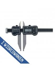 Lekka suwmiarka cyfrowa 0-500 x 0,01 mm ASIMETO SYLVAC system kalibracja ISO/IEC 17025