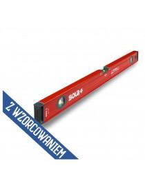 Poziomnica aluminiowa SOLA RED 3 60 długość 600 mm ze świadectwem wzorcowania
