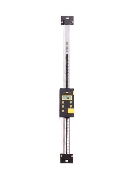 Liniał suwmiarkowy elektroniczny pionowy 600 x 0,01 mm ASIMETO