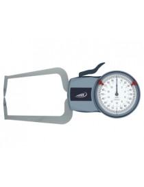 Macka pomiarowa do pomiarów zewnętrznych 0 - 10 x 35 mm HELIOS-PREISSER