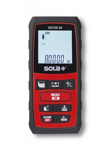 Dalmierz laserowy VECTOR 100 PRO SOLA