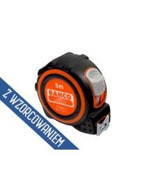 Miara zwijana 5m klasa dokładności 1 BAHCO ze świadectwem wzorcowania ISO/IEC 17025