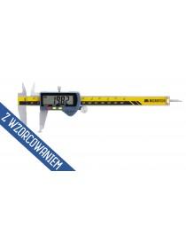 Suwmiarka elektroniczna 0-300 x 0,01 mm IP54 DIN 862 MICROTECH ze świadectwem wzorcowania