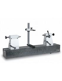 Przyrząd kłowy / stanowisko do pomiaru bicia 650 mm HELIOS-PREISSER