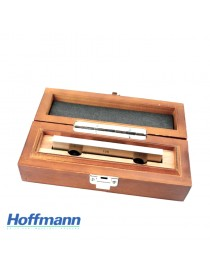 Stalowa płytka wzorcowa długa 281,2 mm, klasa 1 HOFFMANN