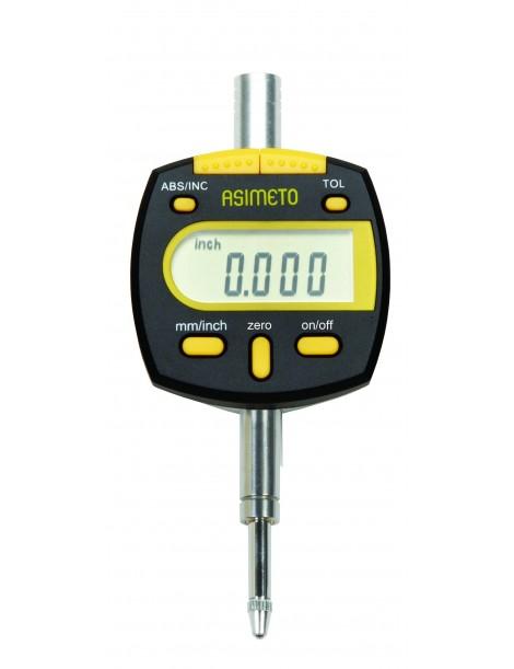 Czujnik długości elektroniczny ASIMETO 12,5 x 0,001 mm