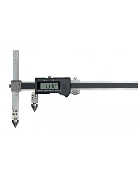 Suwmiarka elektroniczna do pomiaru rozstawu otworów 20-500 mm GIMEX