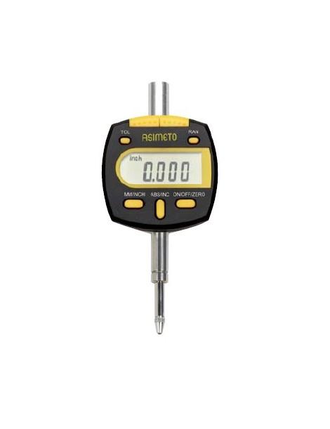 Czujnik długości elektroniczny ASIMETO 12,5 x 0,01 mm