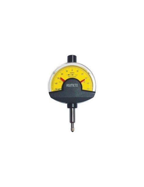 Czujnik sprężynowy (komparator) +/-0,05 x 0,001 mm ASIMETO