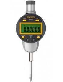 Elektroniczny czujnik długości ASIMETO 12,5 x 0,01 mm IP65 z wyjściem danych