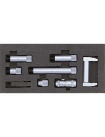 Średnicówka mikrometryczna dwupunktowa składana ASIMETO 50-300 mm