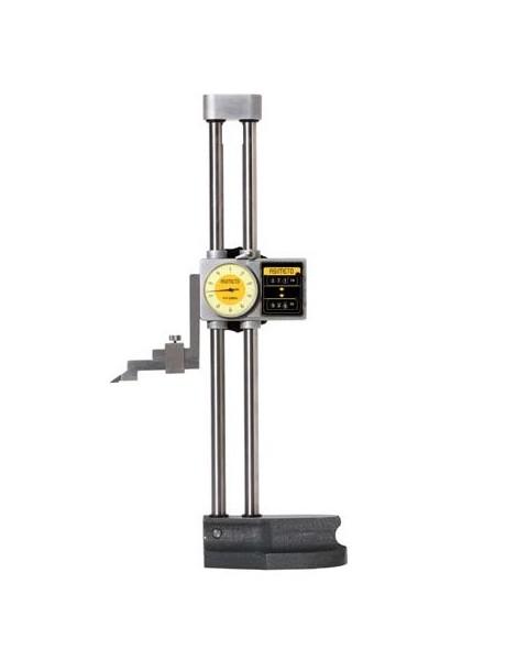 Wysokościomierz czujnikowy dwukolumnowy ASIMETO 300 mm