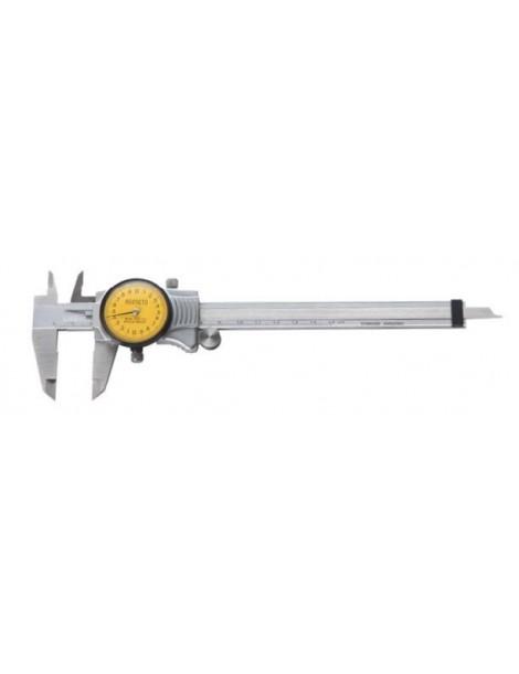 Suwmiarka czujnikowa ASIMETO 150 x 0,01 mm z aluminiową osłoną