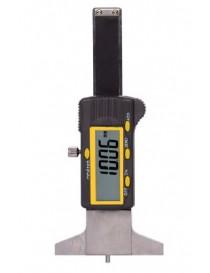 Głębokościomierz do bieżnika elektroniczny ASIMETO 30 x 0,01 mm