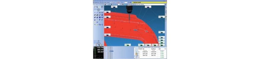 Oprogramowanie pomiarowe 3D