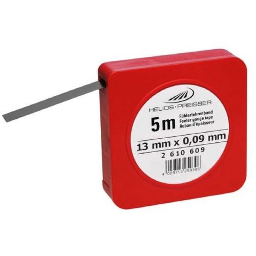 Szczelinomierz taśmowy 0,01 mm x 5 m HELIOS-PREISSER