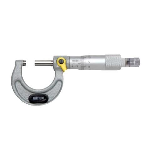 Mikrometr zewnętrzny analogowy 50-75 mm ASIMETO