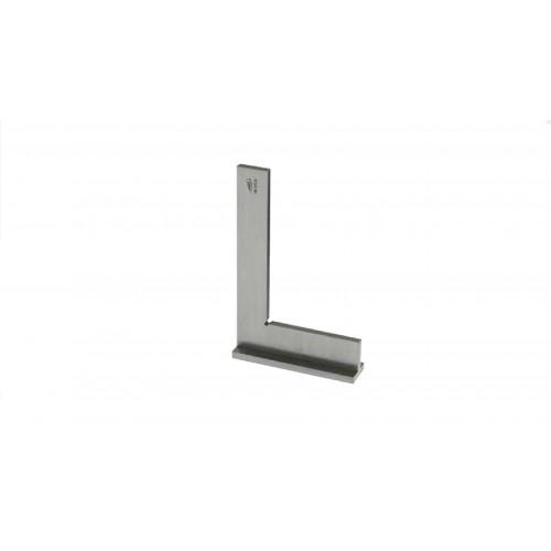 Kątownik powierzchniowy stalowy ze stopką 100 x 70 mm klasa 0 HELIOS - PREISSER