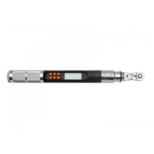 Elektroniczny klucz dynamometryczny z pomiarem kąta, aluminiowy 1,5 - 30 Nm BAHCO
