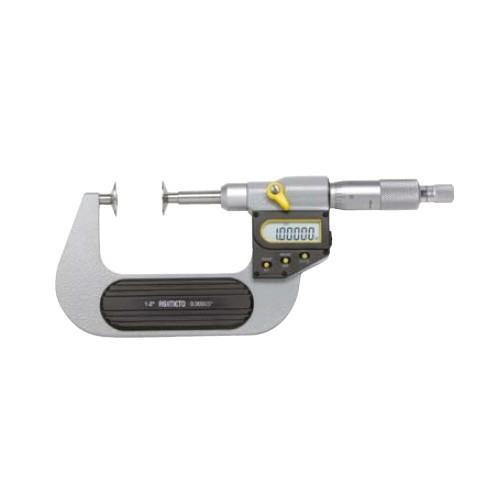 Mikrometr talerzykowy elektroniczny 0-25 x 0,001 mm ASIMETO