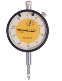 Czujnik długości analogowy ASIMETO 10 x 0,01 mm DIN 878