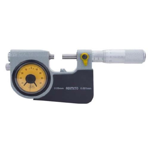 Mikrometr czujnikowy 25-50 mm ASIMETO