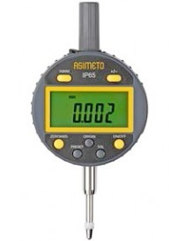 Elektroniczny czujnik długości ASIMETO 12,5 x 0,001 mm IP65 z wyjściem danych